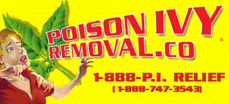 PoisonIvyRemoval.com Logo